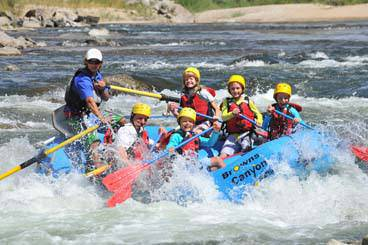 Buena Vista River Rafting, Arkansas River Rafting Trips, Browns Canyon Rafting