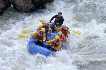 Clear Creek Rafting, Clear Creek Whitewater Rafting Trips