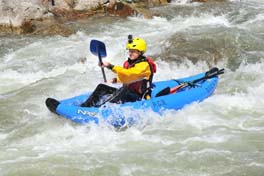 Colorado Kayaking Trips, Kayaking Lessons Colorado