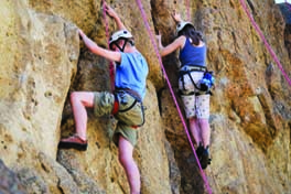 Rock Climbing Colorado, Guided Rock Climbing Trips in Colorado