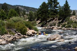 Buena Vista River Rafting, Arkansas River Rafting Trips