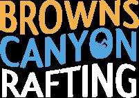 Browns Canyon Rafting Logo