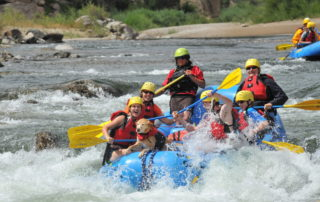Colorado Rafting jobs, white water rafting on the Arkansas river, Breckenridge, Vail, Aspen, Denver rafting