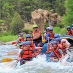 Colorado Horseback Riding, Arkansas River Whitewater Rafting