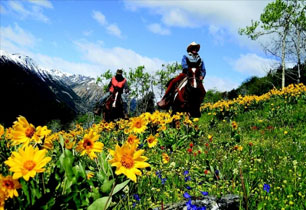 Colorado Horseback Riding, Buena Vista River Rafting
