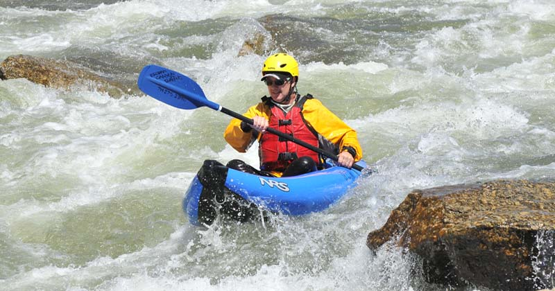Colorado Outdoor Adventures, Colorado Rafting Packages
