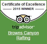 Buena Vista Rafting, Browns Canyon Rafting, TripAdvisor