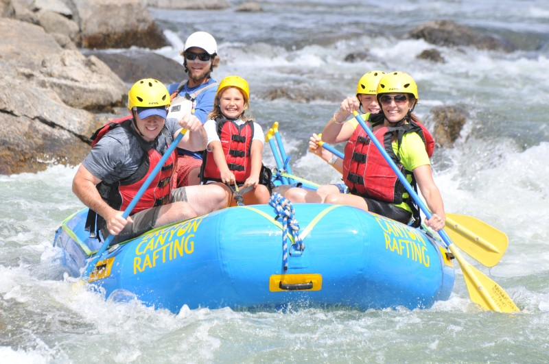 Clear Creek Rafting, Clear Creek Colorado Rafting