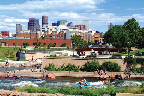 Denver White Water Rafting, Rafting Near Denver, Rafting Denver