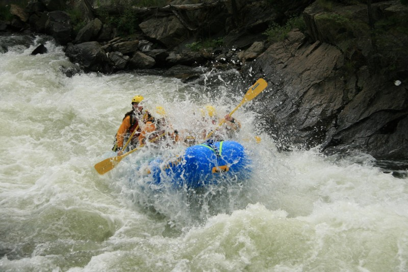 Clear Creek Rafting Trips, Denver Rafting