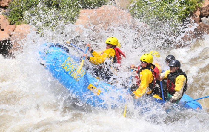 Arkansas River Rafting, Rafting in Colorado