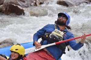Colorado whitewater rafting on the Arkansas River Buena Vista