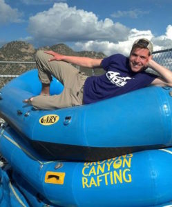 Colorado white water raft guide Browns Canyon Rafting Buena Vista Colorado