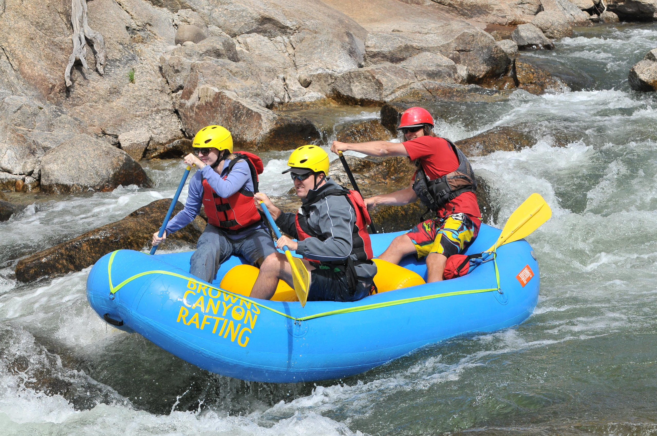 adventure raft buena vista colorado