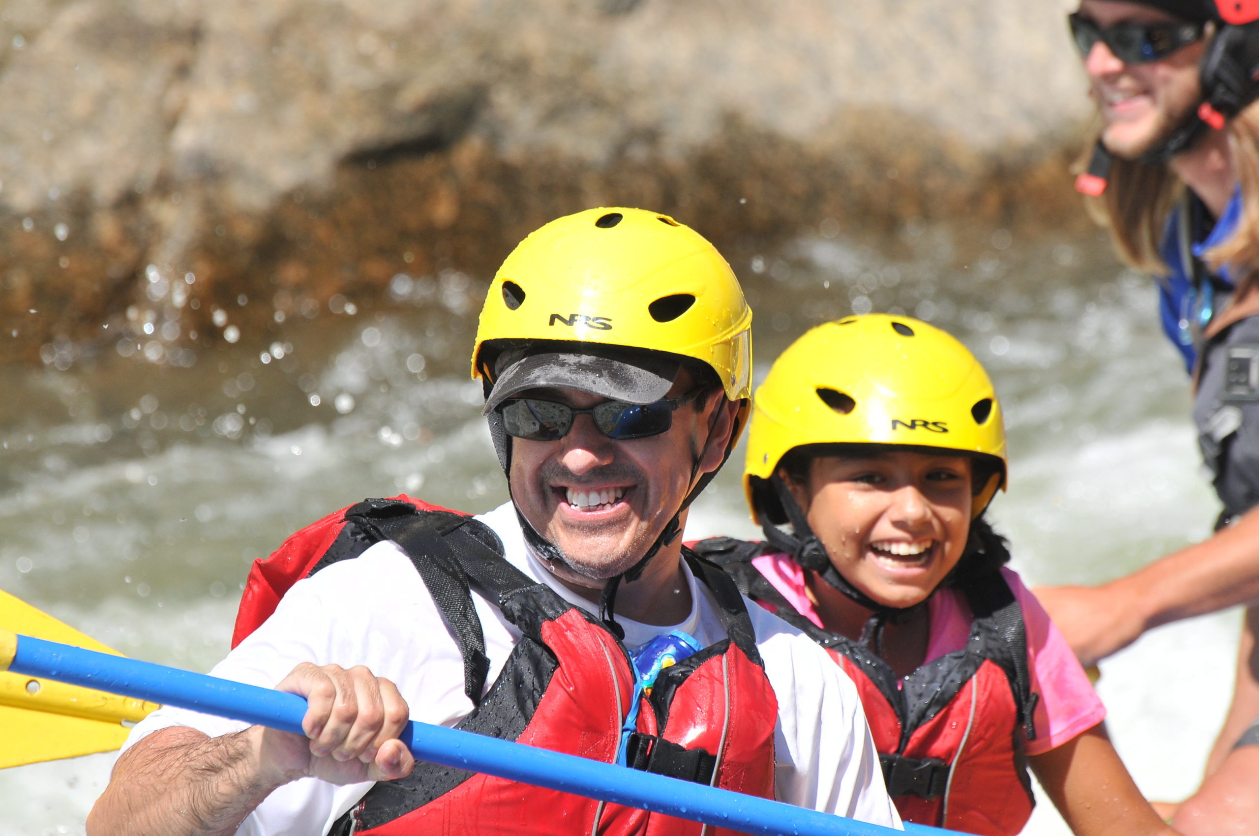 family friendly rafting browns canyon buena vista colorado