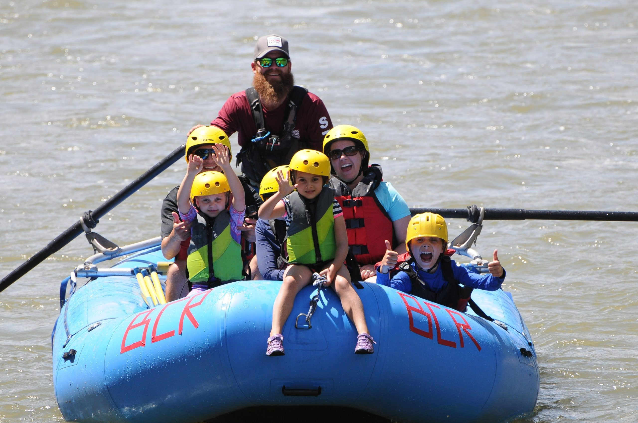 family friendly float trips buena vista colorado