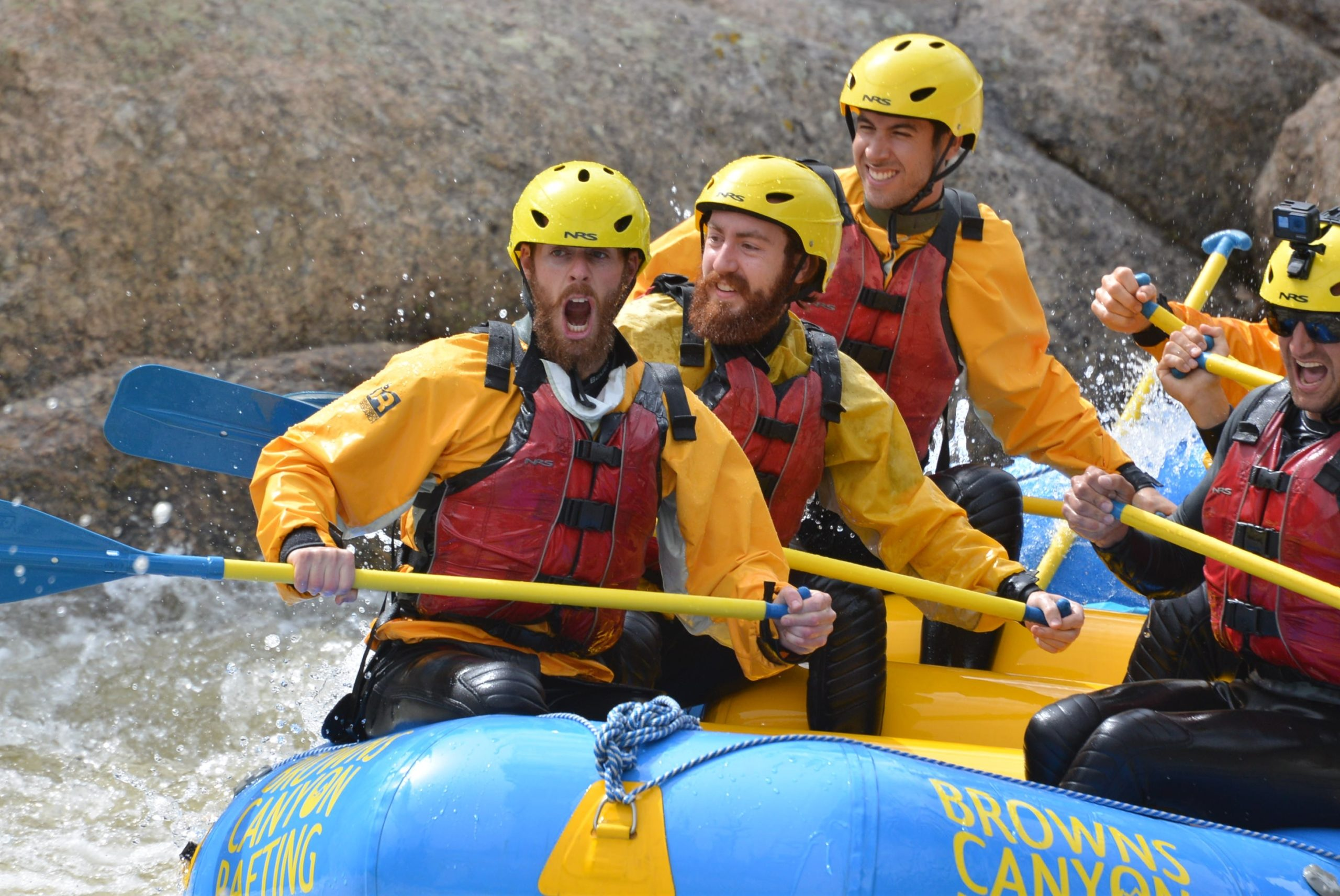 buena vista colorado white water rafting