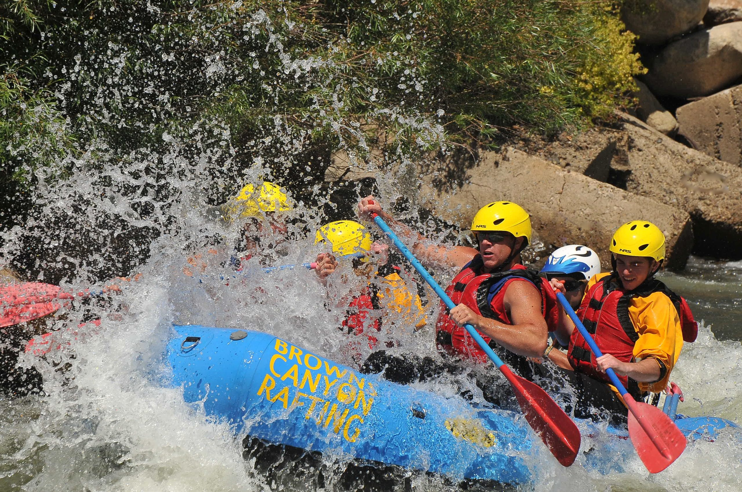 arkansas river colorado rafting trips