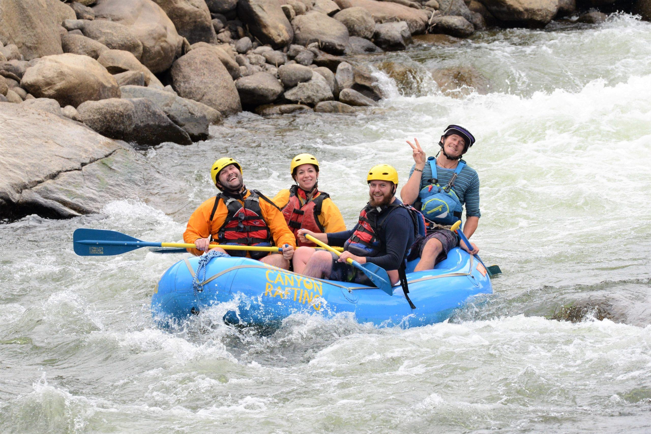 team extreme mini raft colorado