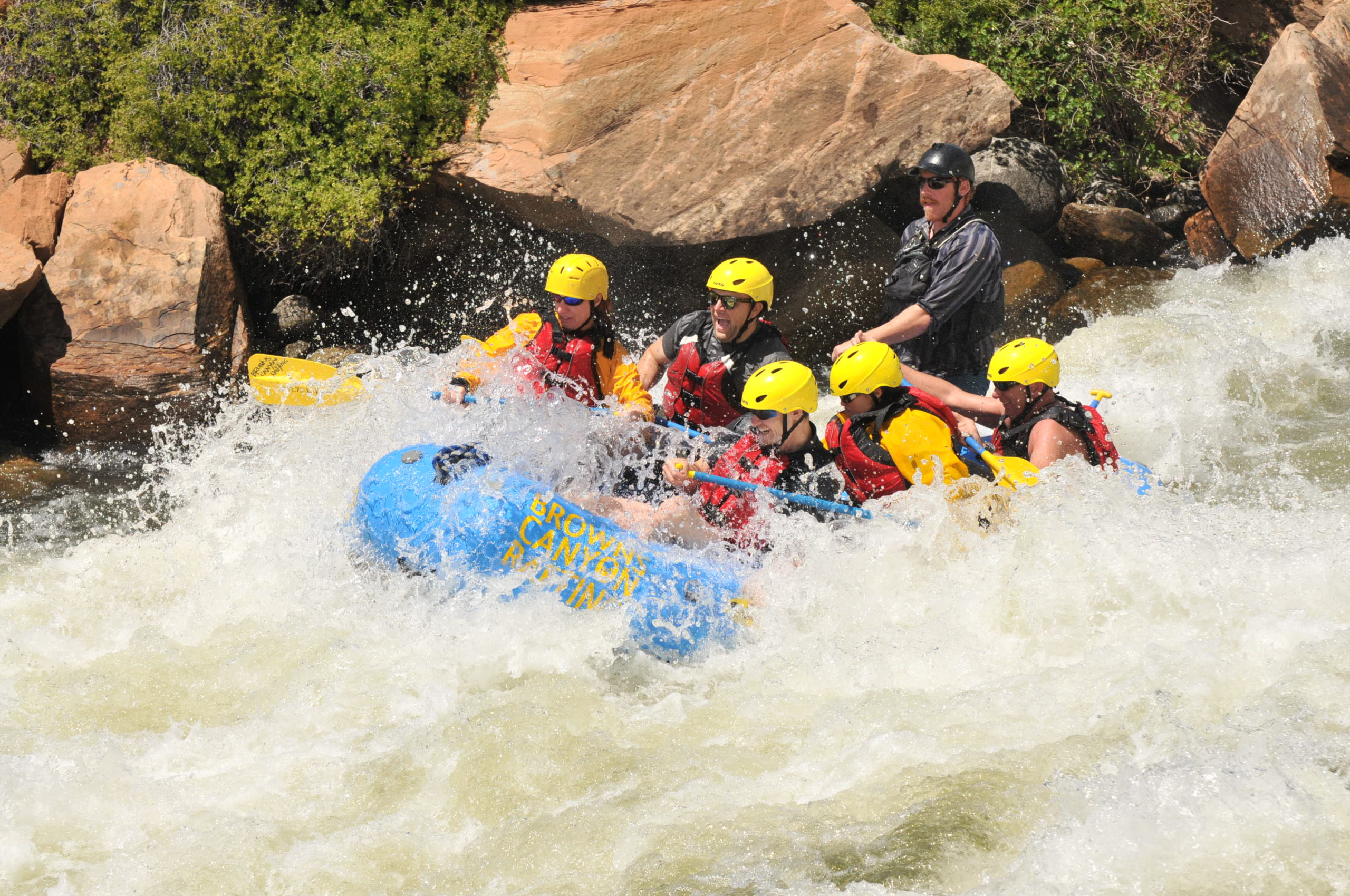 buena vista colorado arkansas river white water rafting
