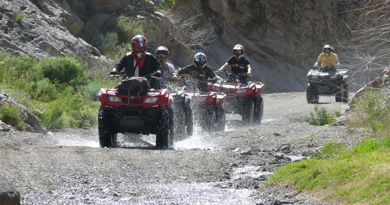 Buena Vista Colorado ATV rental