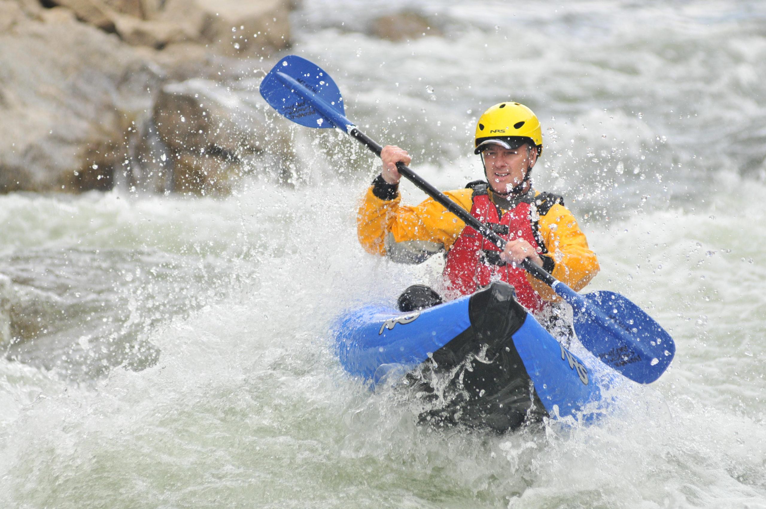 colorado kayaking buena vista co
