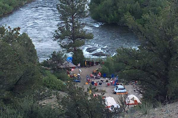 colorado overnight rafting buena vista