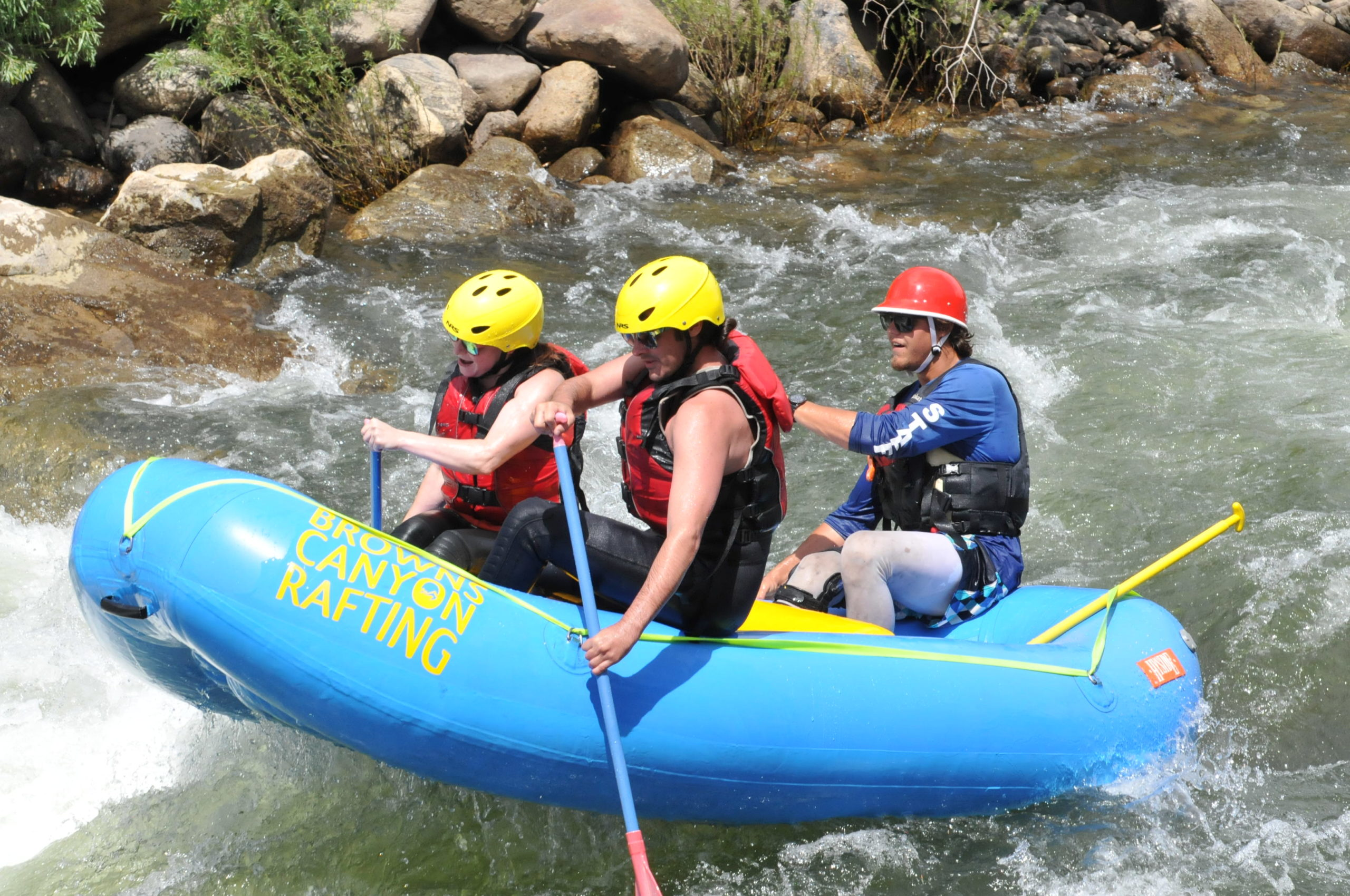 adventure raft arkansas river colorado rafting