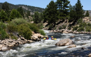 rafting in buena vista colorado